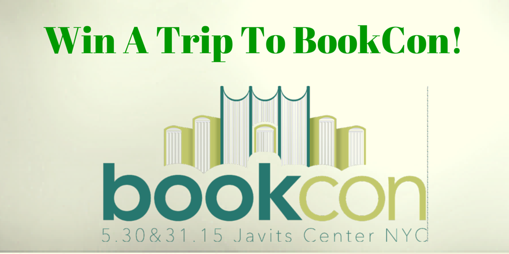 bookcon free giveaways
